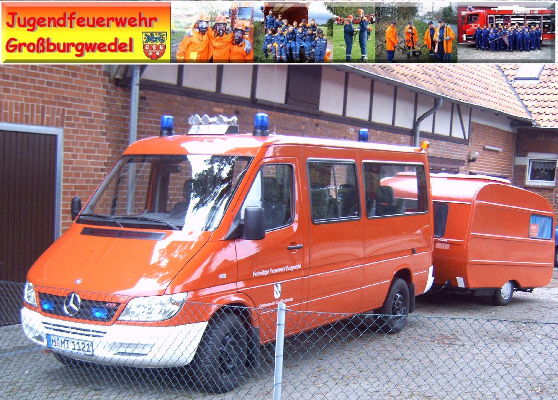 MTW mit Wohnwagen